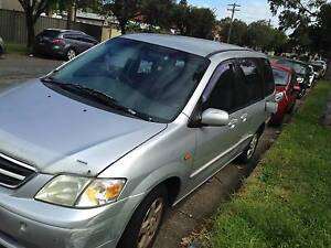 2001 Mazda MPV Wagon Automatic- Selling soon Campsie Canterbury Area Preview