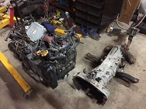 Subaru WRX 06-07 transmission