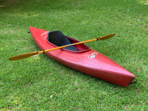 Old Town Otter Kayak, Red