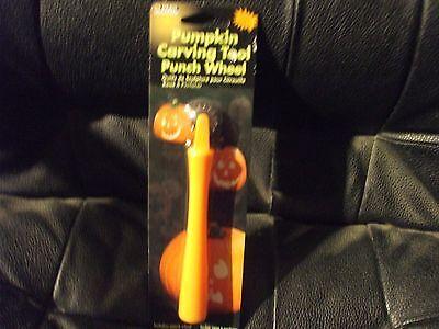 Orange Halloween Punch (Halloween carving tool punch)