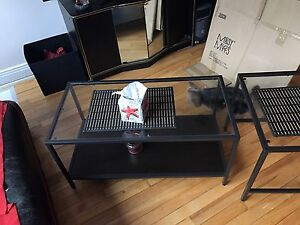 Coffee table set from ikea