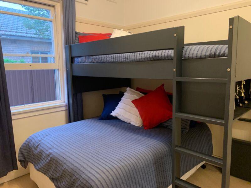 timeless design 7aa40 936fb King single bunk bed | Beds | Gumtree Australia Rockdale ...