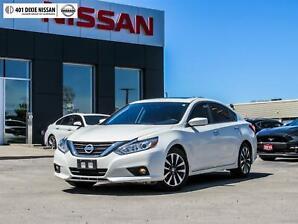 2016 Nissan Altima Sedan 2.5 SV MOONROOF BACKUP CAM REMOTE START
