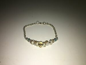 Multi-coloured Sparkly Bracelet