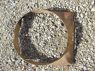 International 340 Utility Tractor Ihc Radiator Fan Shroud