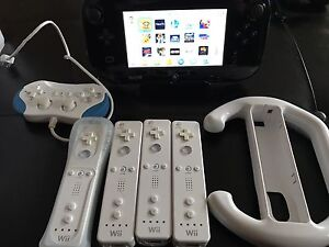 Wii u with  over 60 games loaded onto it!  $350 OBO
