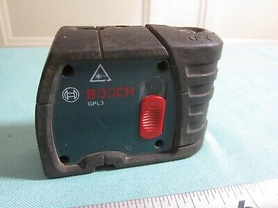 Bosch Professional GPL 3 3-Point Self Aligning Laser Level - MAIN UNIT ONLY