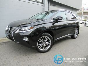 2013 Lexus RX 350 Touring Package! MINT! Easy Approvals!