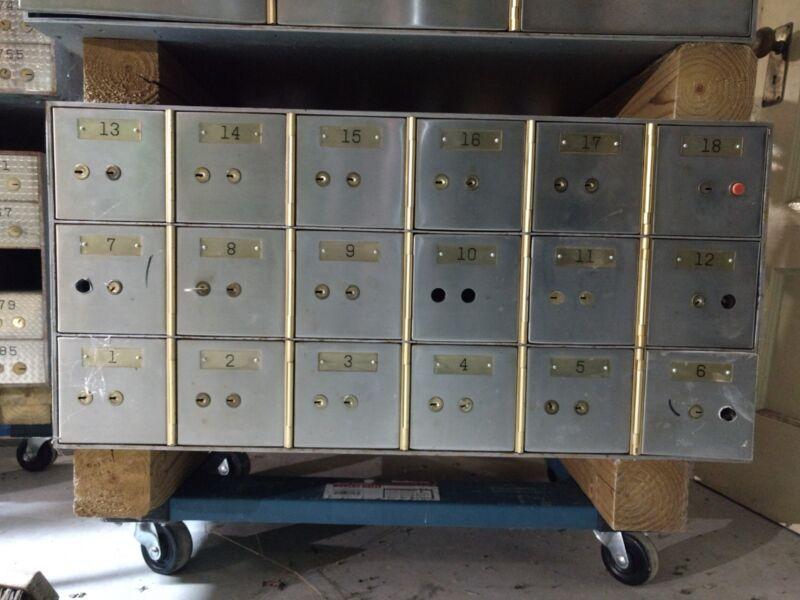 Safety Deposit Box, Sargent & Greenleaf