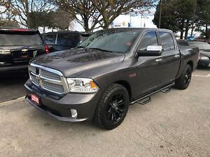 2015 RAM 1500 Longhorn DIESEL, LOTS OF EXTRAS AND UPGRADED RI...