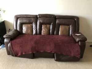 Recliner sofa - pickup only