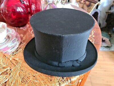 Antique Victorian Top Hat c.1920 by John Cavanagh