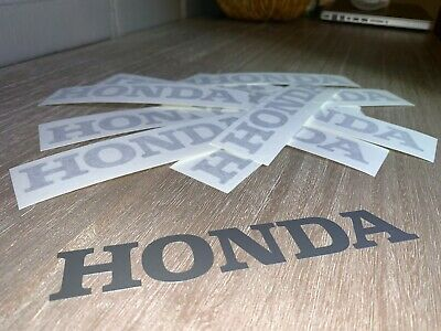 Sticker Decal for Honda - Custom Vinyl Die Cut Graphic Car Truck Window Decal Stickers For Cars