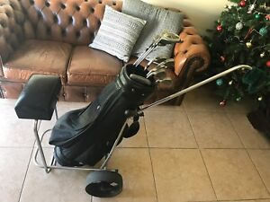 Wanted: Greg norman golf clubs LHS