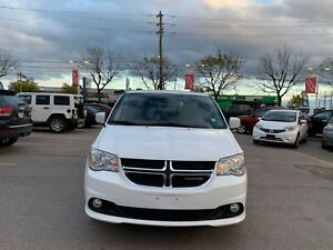 2018 Dodge Grand Caravan Crew PLUS |LEATHER|POWER DOORS|BACKUP C