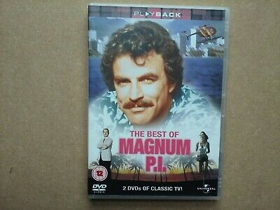The Best Of Magnum PI - Tom Selleck Detective Series (2 Disc DVD