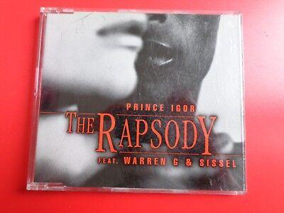 THE RAPSODY featuring WARREN SISSEL - PRINCE IGOR - Maxi CD ~190
