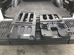 Factory Ford bed extender for Ford F-150