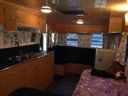 Viscount Caravan Cornubia Logan Area Preview
