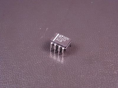 Lt1013acj8 Linear Technology Dual Precision Operational Amplifier 22v 8 Pin Cdip