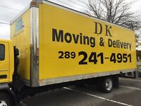 ⭐⭐DK Moving⭐⭐ Burlington/hamiltons #1 movers