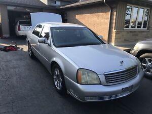 2003 Cadillac DTS (SOLD)