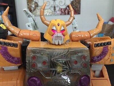 Transformers Armada Unicron 2003 WITH DeadEnd figure