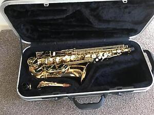 Solo Alto Saxophone Brookfield Brisbane North West Preview