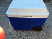 Large esky with wheels and handle Hamilton South Newcastle Area Preview