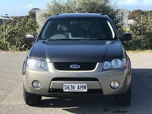 2009 Ford Territory Wagon Automatic $7990 !