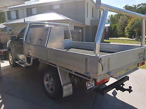 2011 Isuzu D max single cab 4x4 ute Twin Waters Maroochydore Area Preview