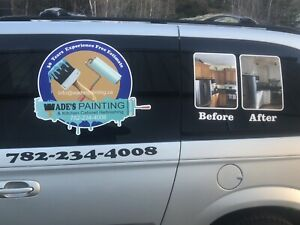 WADES PAINTING and kitchen cabinet refinishing