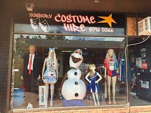 **BUSINESS FOR SALE** Sunbury Costume Hire Sunbury Hume Area Preview