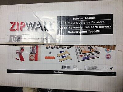 Zipwall Dust Barrier System Tool Kit Zwtk Part 2 Of 2