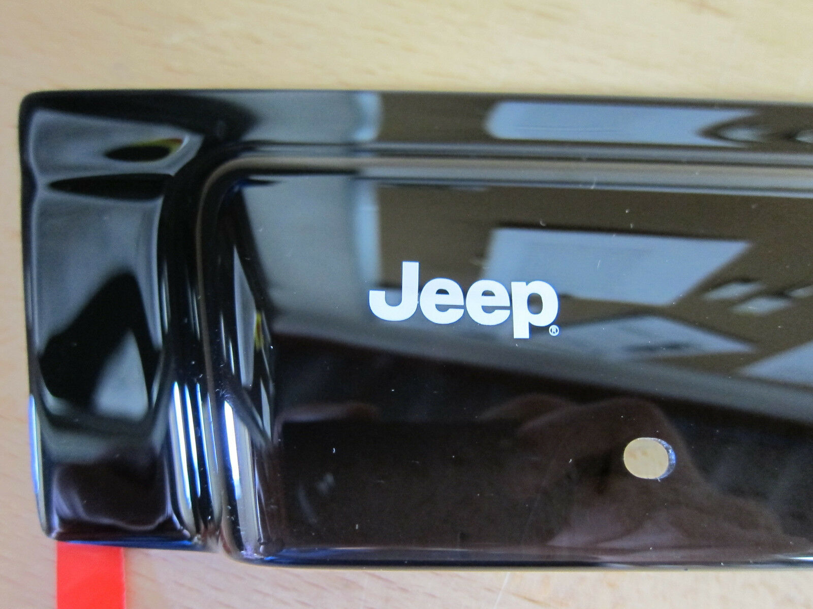 2015 2019 Jeep Renegade Side Window Air Deflectors Rain