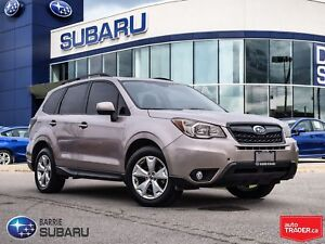 2015 Subaru Forester 2.5i Touring w/ Technology at