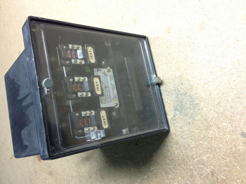 12HFC23B1A GE Instantaneous Overcurrent Relay