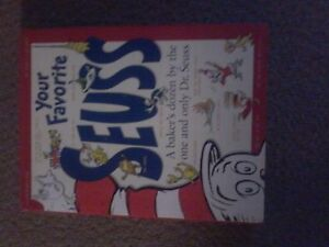 Hardcover Your Favorite Seuss A Baker's Dozen asking $40.00