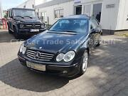 Mercedes-Benz CLK 320+Xenon+Distronic+Bi-Color+Schiebedach