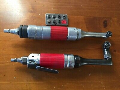 Niceaircraft Tools 360 Degree And 90 Degree Collet Drills Desoutter Pneumatic