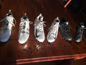 Souliers crampons football 8.5