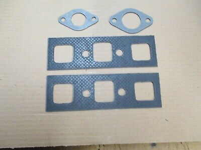 Manifold Gasket Set For Minneapolis Moline Tractor 335 445 Jet Star 3 U302