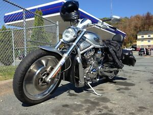 2003 Harley Davidson VRod with lots of upgrades and extras