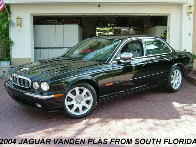 2004 jaguar xj8 vanden pals edition from florida. Black Bedroom Furniture Sets. Home Design Ideas