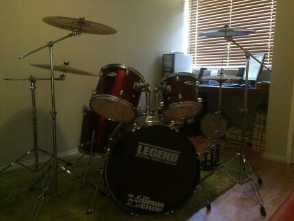 Drum kit Ballajura Swan Area Preview