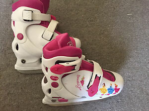 Patins ajustable