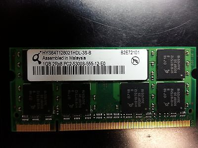 1 GB DDR RAM Card for Sony Vaio Laptop ()