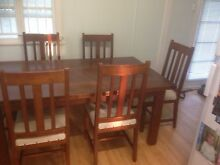 Vintage dining table $400 Eastern Heights Ipswich City Preview