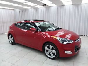 """2013 Hyundai Veloster """"""""ONE OWNER"""""""" w/ TECH PACKAGE 1.6L 4PASS 6"""