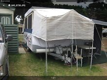 Jayco Swan 2008 Vermont Whitehorse Area Preview